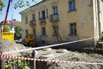 Аварийный дом.