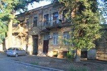 Доходный дом на Ульяновской.