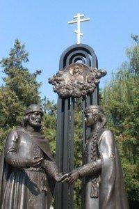 Петр и Феврония по-ростовски.