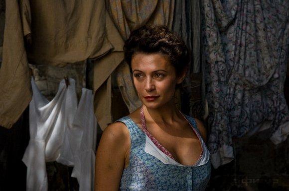 Оксана Фандера - в образе.