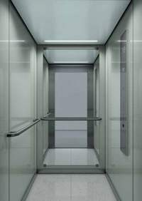 Лифт Kone.
