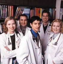 Молодые врачи.
