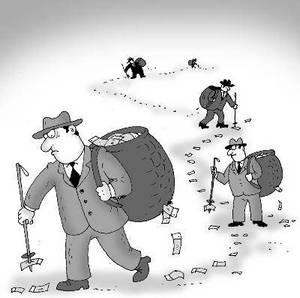 ЖКХ - денежная работа