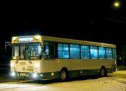 Ночной автобус.