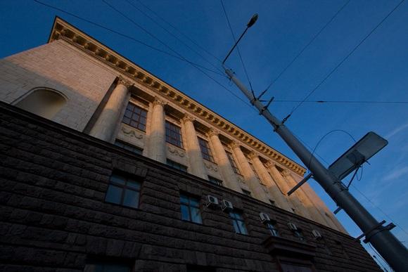 Ростовская таможня. Фото Максима Глущенко.