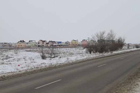 Дорога на Беловодье.