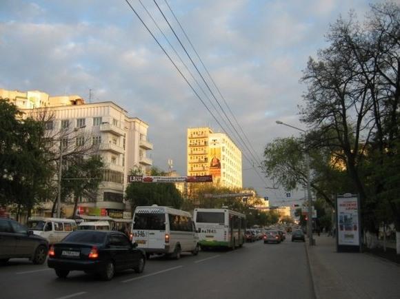 Ростовские дороги
