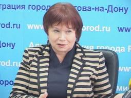 Людмила Лисицина.