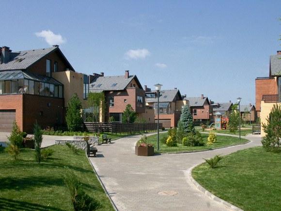 Как построить поселок
