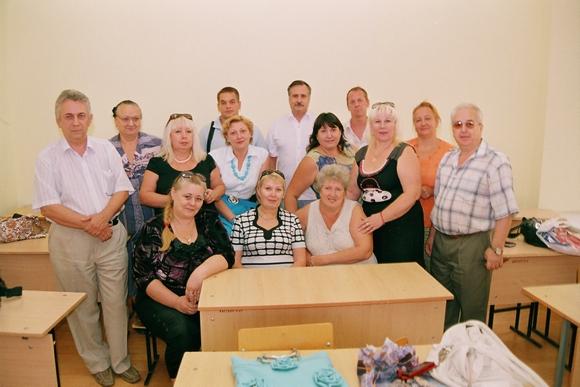 На фото: РАТСЖ провела один из спецкурсов по повышению квалификации председателей ростовских товариществ