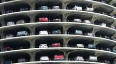 Многоэтажные парковки - будущее Ростова.