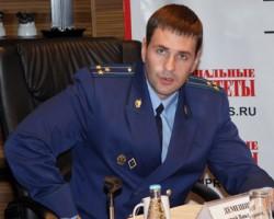 Дмитрий Демешин
