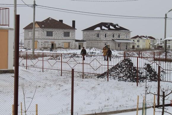 Местные инженерные сети относятся к стройплощадке.