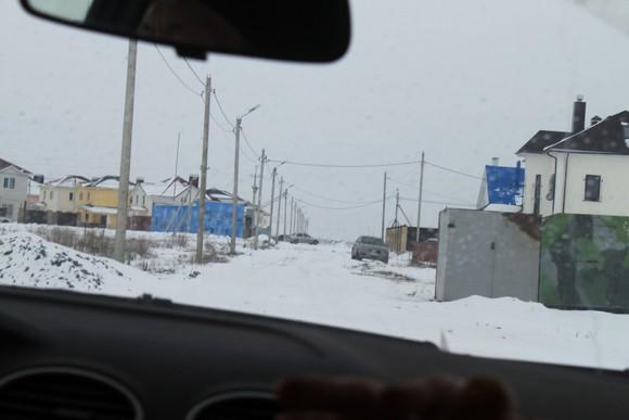 """Коттеджный поселок """"Беловодье"""""""