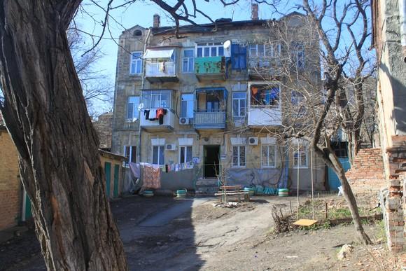 Ростовский дворик