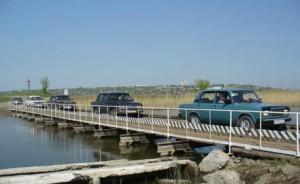 Мост в Кривянке