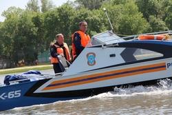 Ростовские спасатели