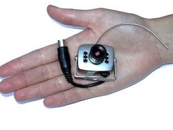 Камера скрытого видеонаблюдения
