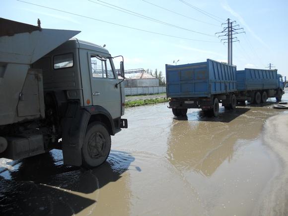 Ростовские дороги - испытание для сильных духом