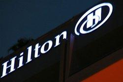 Хилтон.