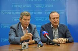 Власти объявили ЧП в Азове