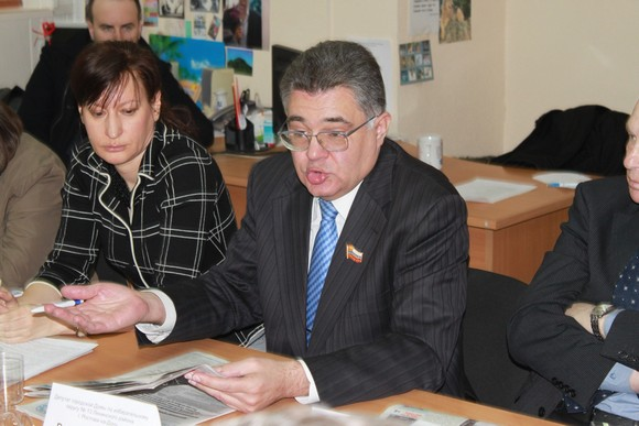 Виталий Лазарев.