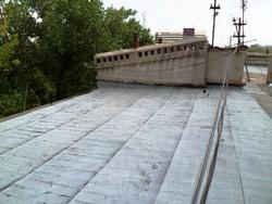 Отремонтированная крыша на Погодина, 4.