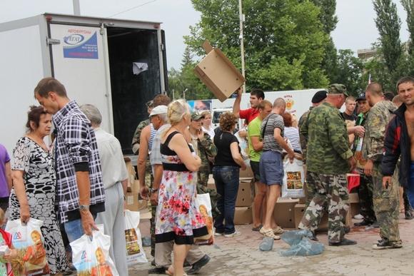 Крымск. Июль-2012