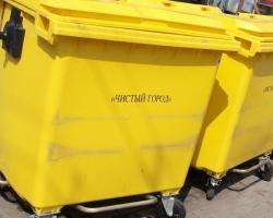 ЧИСТЫЙ ГОРОД хочет оставить Ростов без мусорных контейнеров.