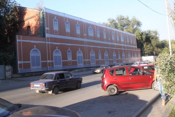 Парамоновские склады.