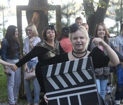 Праздник ретро в Ростове.
