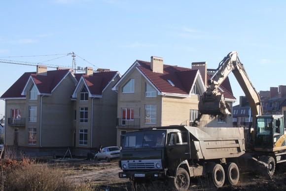 Голландская деревня.