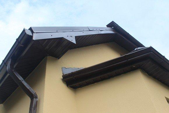 Крыша.