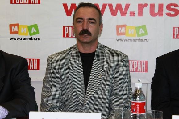 Олег Заболотний