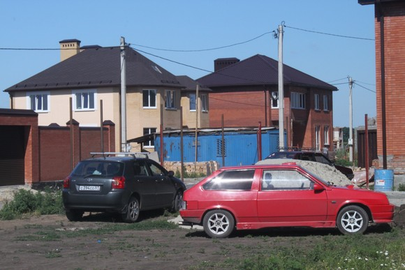Коттеджный поселок ЗЕЛЕНЫЙ.