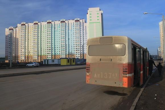 Панорама Левенцовского района.