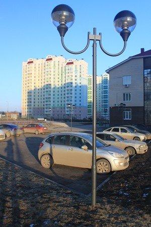 Инфраструктура Левенцовки.