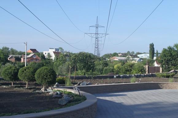 «Янтарный»: общая панорама.