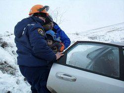 Такая вот зима в Ростове.