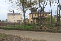 Янтарный поселок.