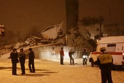 Обрушение дома в Таганроге, ул. Чехова.