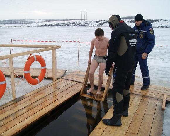 Крещение-2013 на Дону.