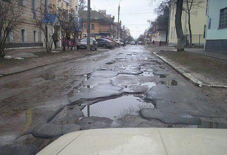 Дороги Ростова смертельно опасны.
