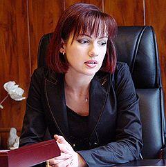 Ольга Чернышева.