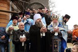 Праздник Благовещения в одноименном ростовском храме.