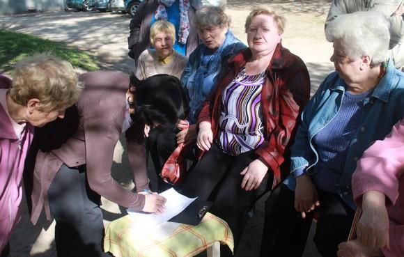 Судьба дома на Таганрогской - в руках его жильцов.