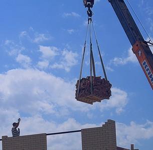 Строительство ДОНСКОГО: на высоте!