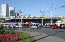 Ростовский автовокзал.