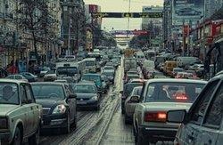 Ростовские дороги.