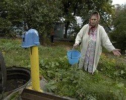Счетчики на воду в частных домах.